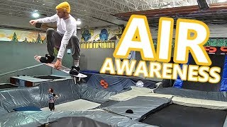 Air Awareness Snowboard Training