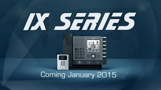 IX Series Intercom video from Aiphone Corp