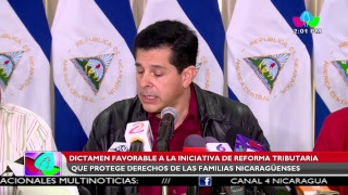 Multinoticias Edición Mediodía, viernes 15 de febrero de 2019