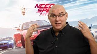 Обзор Need for Speed Payback - лучший NFS за годы Полное 4K