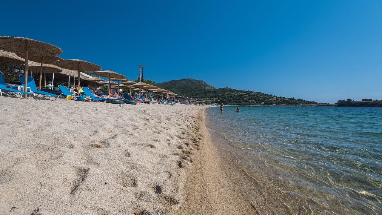 Relaxing summer in Toroni - Sithonia, Greece - YouTube