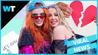 Bella Thorne and Tana Mongeau BROKE UP