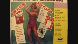 Dottie Evans with The Brigadiers - Whatever Lola Wants