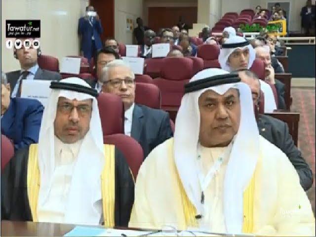 نواكشوط - خطاب الوزير الأول يحيى ولد حدمين في مؤتمر الإستثمار في مجال الثروة الحيوانية