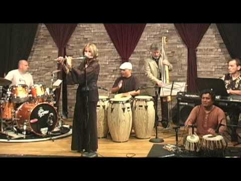 Andrea Brachfeld Video of Four Corners at LP studios