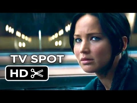 """The Hunger Games: Catching Fire TV Spot - """"Not Afraid"""" (2013) - THG Movie HD"""