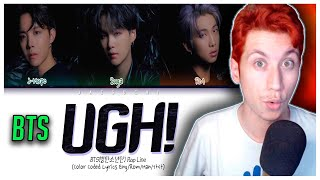 REAGINDO À BTS (방탄소년단) - UGH!