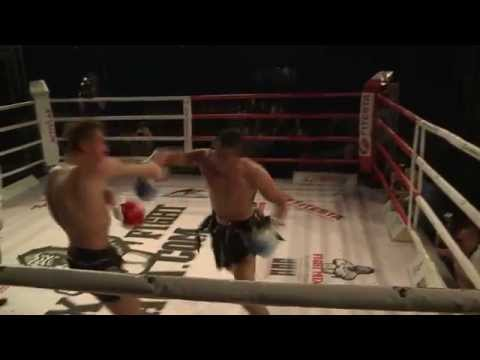 Mix Fight Gala 15 - Alex Vogel vs. Redouane Derras