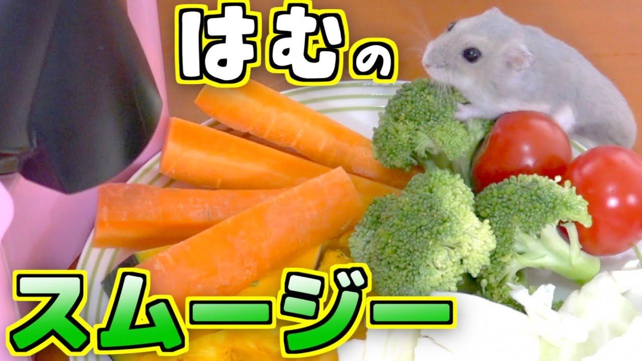 いい 野菜 に あげ て ハムスター