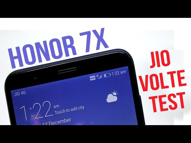 Jio APN settings for Huawei Honor 7X - Jio APN Settings