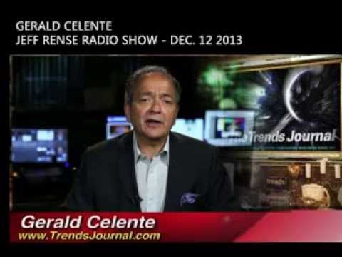 Gerald Celente - The Jeff Rense Show   December 12, 2013