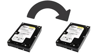Migrate Windows 10 and Installed Data to a New Hard Drive