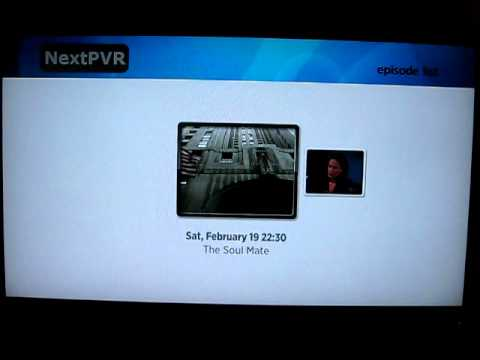 NextPVR channel for Roku