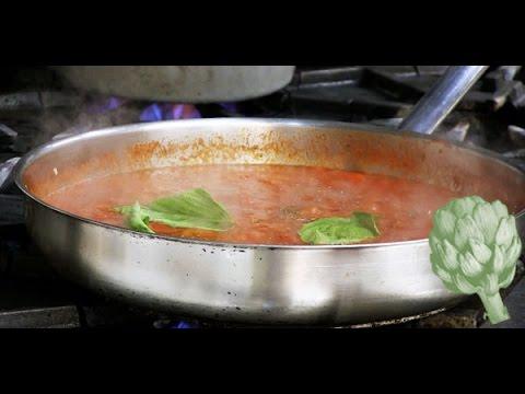 The Secret to Perfect Tomato Sauce | HuffPost Life