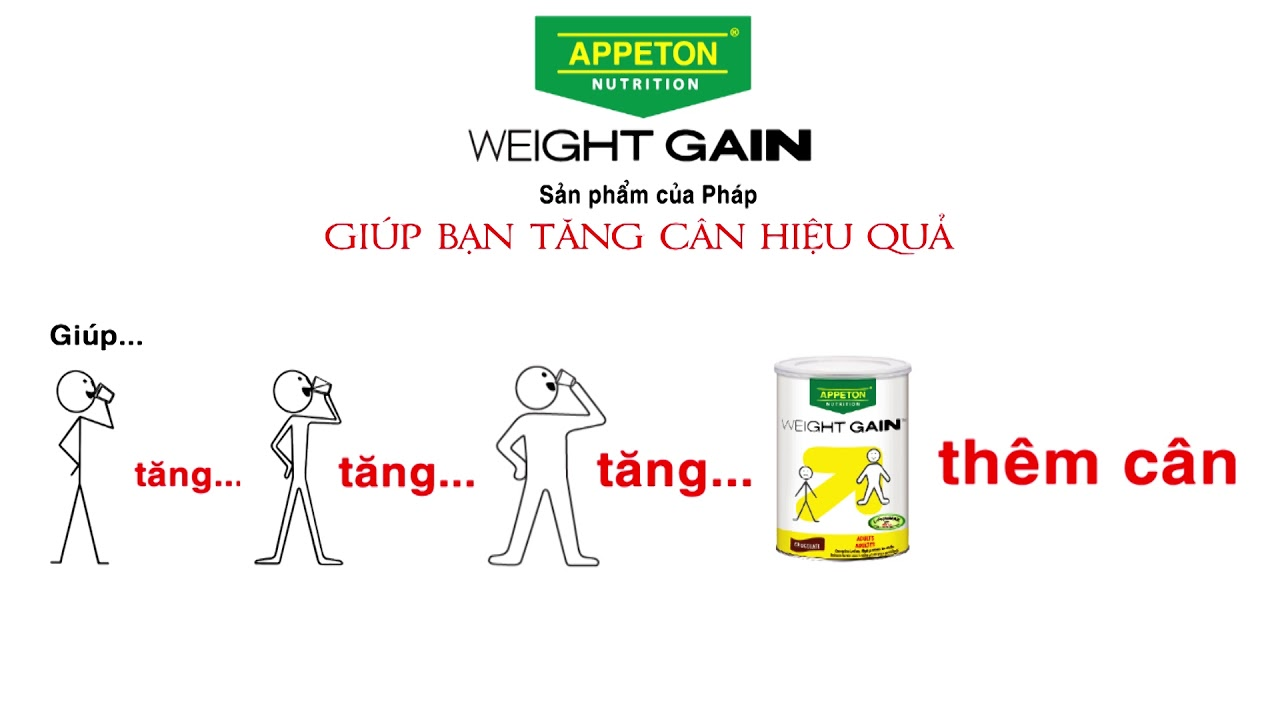 Appeton Weight Gain Youtube