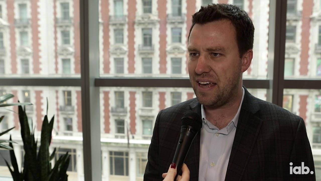 NewFronts Insights from Harmelin Media, Daniel Cox