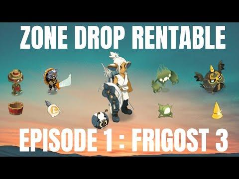dofus zone kamas drop rentable episode 1 frigost 3