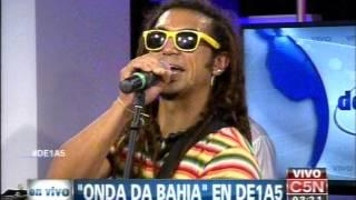 C5N - MUSICA EN VIVO: ONDA DA BAHIA EN DE A 1 A 5 (PARTE 1)