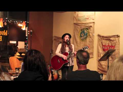 """Michelle Magpiong covers """"Your Song"""" by Elton John live @ CoffeeWorks"""
