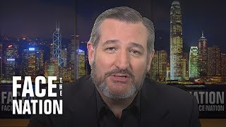 "Full interview: Senator Ted Cruz on ""Face the Nation"""
