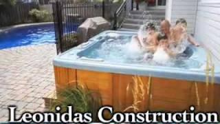 Leonidas Construction San Antonio, Tx