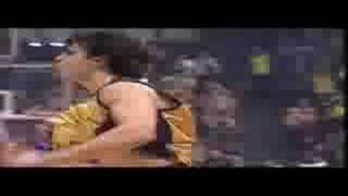 ibrahim Kutluay - Fenerbahçe ülker - Efes Pilsen 25.02.2007