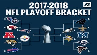 2018 NFL PLAYOFFS PREDICTIONS! Super Bowl 52 PICK!