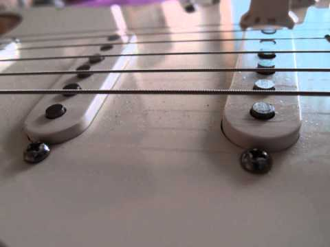 a strat with disconnected tone controls youtube. Black Bedroom Furniture Sets. Home Design Ideas