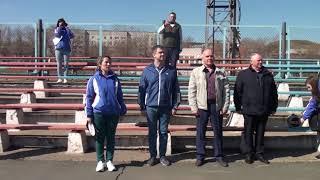 Новостной выпуск от 06.05.2021: Патриотическое военно-спортивное соревнование «Зарница»