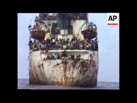 Sierra Leone -  Refugees Arrive From Liberia