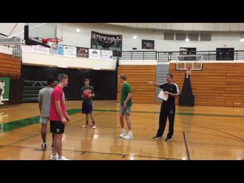 Roswell basketball coaches clinic