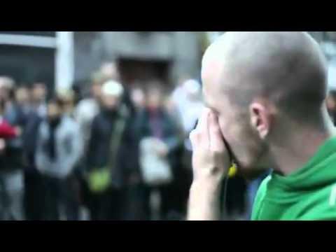 بيت بوكس في لندن موهبة نادرة Youtube