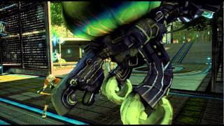 Final Fantasy XIII - Slow Tyrant/Harvester Dodge - Harvester Side 1