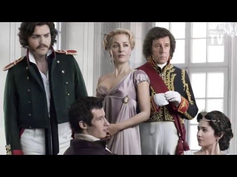 War and Peace star Tom Burke talks about playing Fedya Dolokov