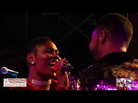 Si w renmen mwen - Rutshelle Feat.  Maestro de T-Ansyto live @ El Rancho  22 déc 2018