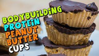 Download lagu The Best Bodybuilding PROTEIN Peanut Butter Cups Recipe
