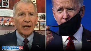 Ex-Marine Colonel warns of foreign risks under Biden