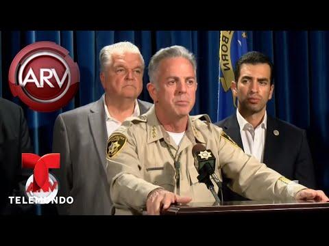 El drama que viven los heridos de masacre en Las Vegas | Al Rojo Vivo | Telemundo