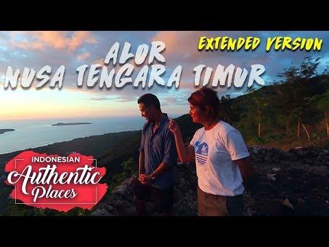 MENIKMATI KEINDAHAN ALAM ALOR NTT BERSAMA HAMIS DAUD - INDONESIA AUTHENTIC PLACES (13/7)