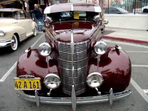 1938 Chevy Coupe Classic | Huntington Beach Classic Car Show