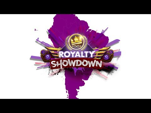 H1Z1 ✪ Royalty Showdown - South America [FINAL REPLAY]