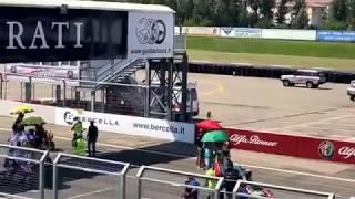 Bence moto 25   Varano 1  verseny 1  race