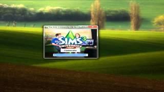 Les Sims 3 University Générateur de Clé [Gratuit] 2013