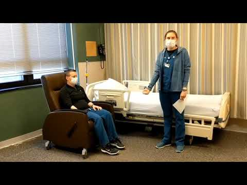 Inpatient Sitting Exercises
