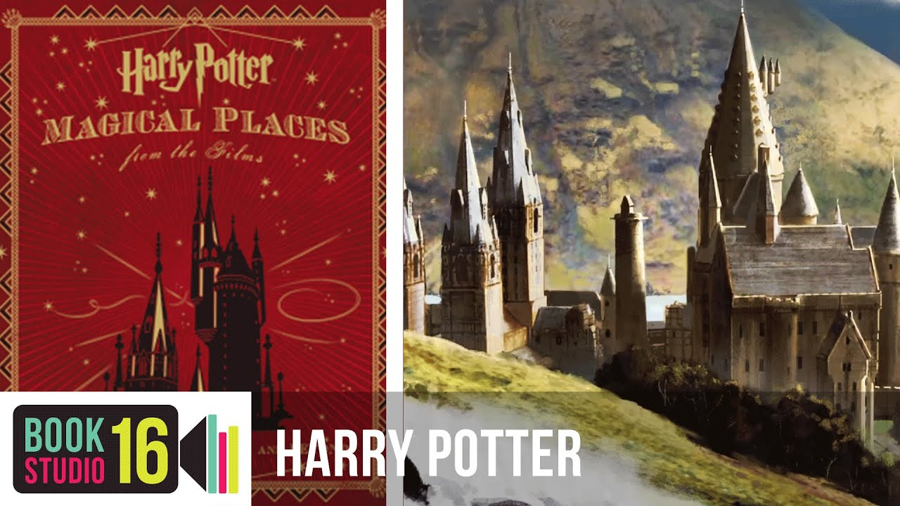 Harry Potter: Magical Places F...