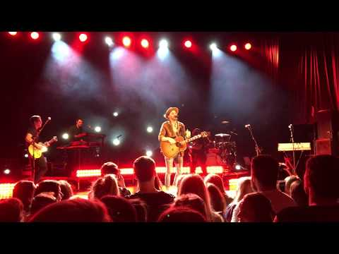 Mat Kearney Crazy Talk Tour McDonald Theater Eugene Oregon Opening Song Hey Mama