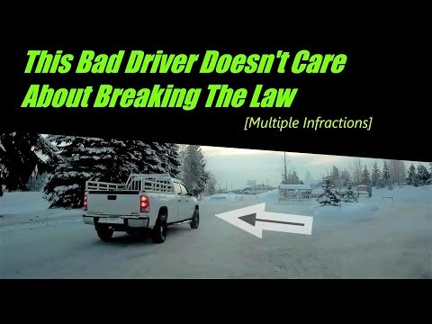 Bad Drivers of BC episode 16