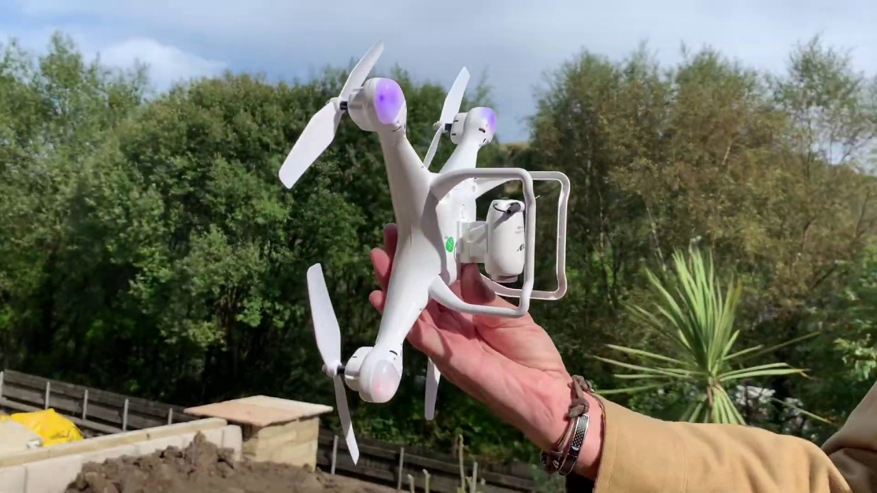 Download Potensic T25 GPS Drone Setup and Review