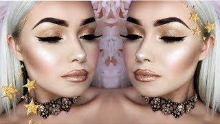 Bronze Glow Makeup Tutorial + My Winter Foundation Routine