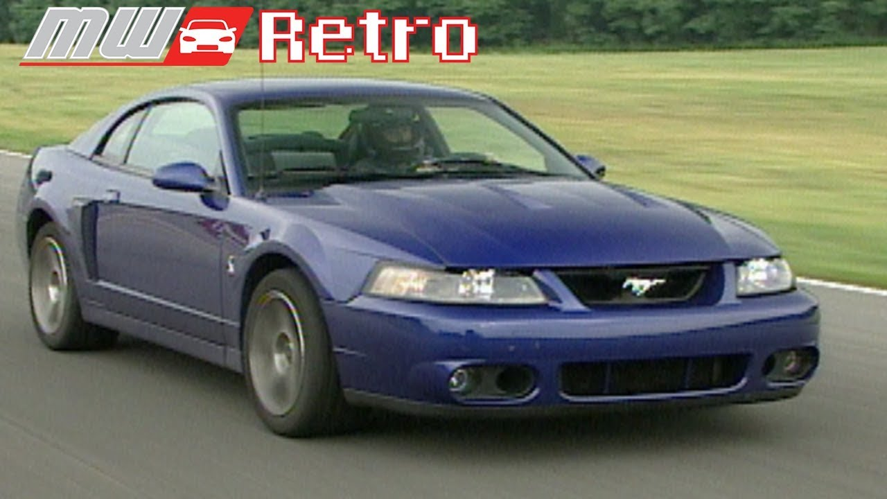 2003 Ford Mustang Svt Cobra Retro Review